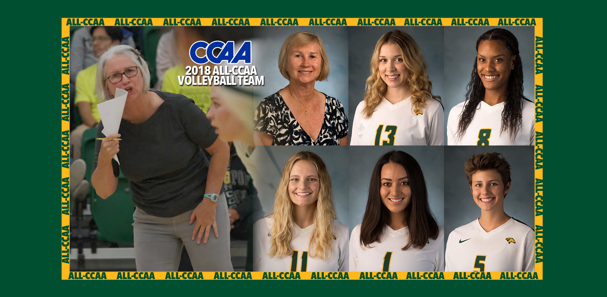 Five Earn All Ccaa Wegrich Coach Of The Year Cal Poly Pomona Athletics