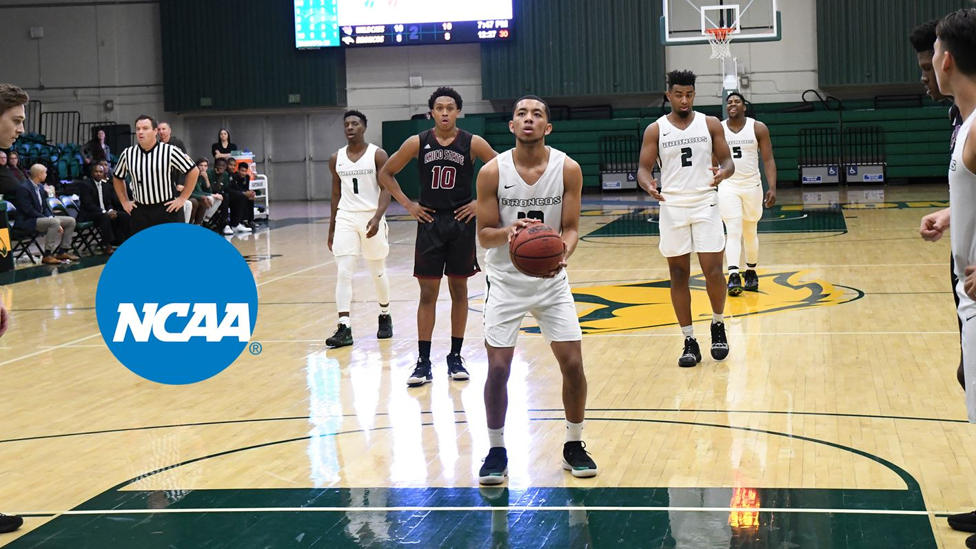 Men S Hoops Ranked 3rd In First Regional Poll Cal Poly
