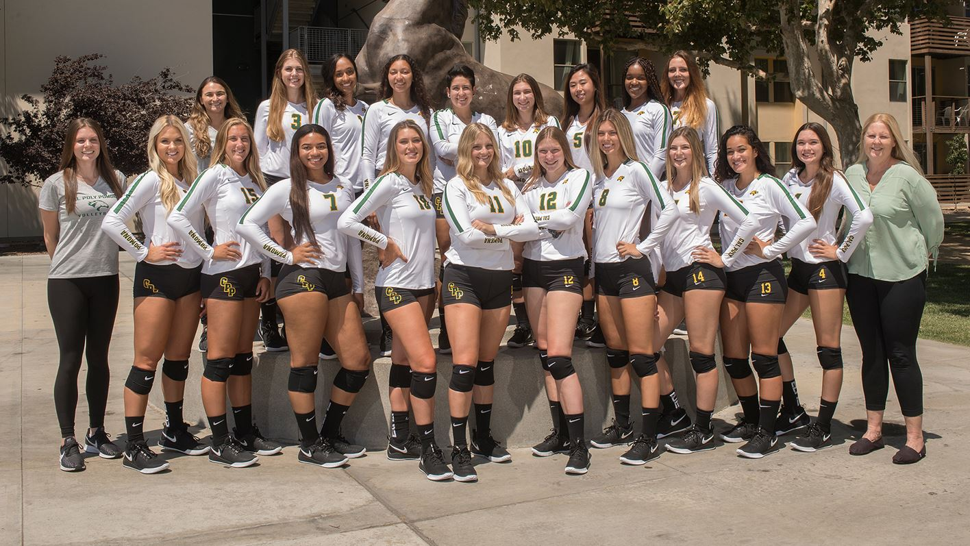 Volleyball Picked To Place Fifth In Ccaa South Cal Poly Pomona Athletics